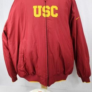 Nike Team USC Sideline Jacket + Team Football XXL